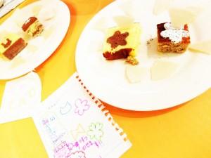 かわいいケーキや